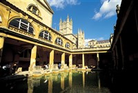 Bath Christmas Shopper Day Tour
