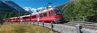 Lake Como & Bernina Express - Winter