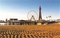 Blackpool Inclusive  & Cream Tea