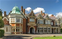 Bletchley Park and the Imperial War Museum Duxford