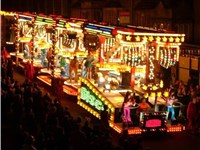 Bridgwater Carnival - Afternoon Trip