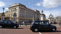 Buckingham Palace, The Mews and Clarence House