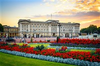 Buckingham Palace & Garden Highlights