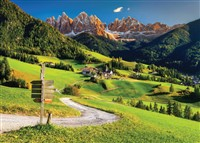 Explore the Italian Dolomites