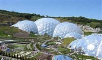 Gardens of Cornwall - Eden Project & Trebah Garden