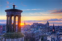 City Break Edinburgh