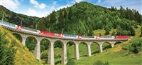 Swiss Alpine Railways