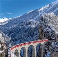 Swiss Alpine Spectacular & The Glacier Express