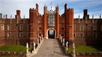Hampton Court, Windsor & Afternoon Tea - Winter