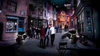 Harry Potter, Tussauds & Meal at Planet Hollywood