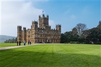 Highclere Castle - Doubletree Newbury North