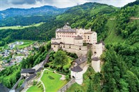 Splendid Salzburg, Castles, Ice & Mountains