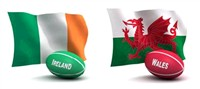 6 Nations Ireland v Wales Royal Hotel Bray
