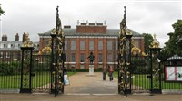 Kensington Palace & Tea