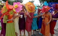 Royal Ascot Ladies Day - Red Dragon Tour