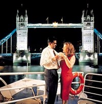 Thames Showboat Cruise - Metropole