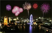 London New Year - 3 Day Metropole