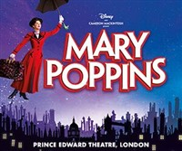 London Theatre - Mary Poppins
