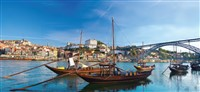 Porto and Lisbon