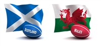 Rugby - Scotland v Wales Tour - Edinburgh 4 Days