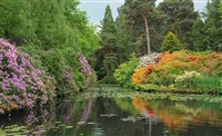 Cheshire Houses, Waterways & Gardens