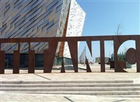 Titanic Belfast and the Stunning Antrim Coast