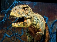Walking with Dinosaurs at the O2 Arena
